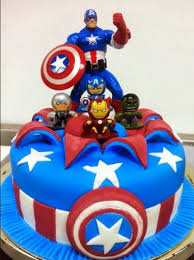 captain america cakes 50 best captain america birthday cakes ideas and designs