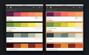 unique iphone app color schemes nice design 10388