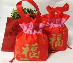 new year goodie bag qoo10 new year goodies bag cny gift wrap furniture deco