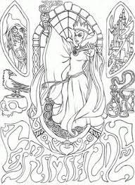 celebrate national coloring book disney style evil