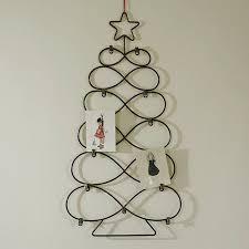 wire tree card holder lights decoration