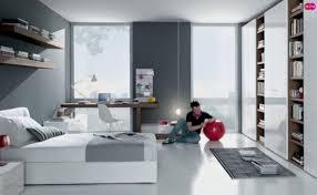 chambre design garcon entrant chambre moderne ado garcon vue paysage appartement at