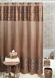 Shower Curtain Liner Uk - how to paint a shower curtain made from a drop cloth hookless