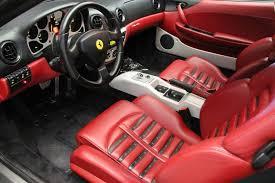 Ferrari 360 Interior Ferrari 360 Modena White 2000 Ferrari 360 Modena Coupe Fresh