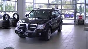 jeep durango 2008 2008 dodge durango slt video 001 youtube