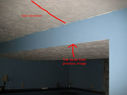 Wall Mount Tv Without Wires Data Wiring How Do I Run Cable Through My Ceiling Home