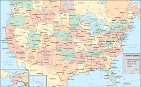 Map Of The United States And Mexico by American States And Capitals Izinhlelo Ze Android Ku Google Play