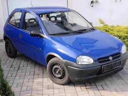 opel blue 1995 opel corsa b