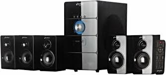 philips 5 1 home theater john barrel 125 watts rms 5 1 channel with usb memory card u0026 fm