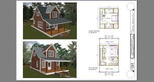 one cottage plans bedroom one bedroom cabin plans