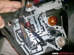 bmw e46 rear light warning fix carsaddiction com
