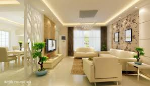 modern living room interior design partition interior design amazing living room interior desig with beautfiul floral wallpaper