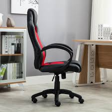 desk chair gaming high back race car style gaming chair gaming chairs chairs