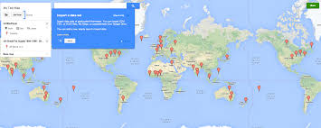 Google Map Of World by Lesson 1 Google Maps And Google Earth U2013 Geospatial Historian