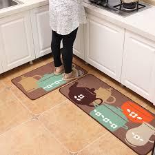 tapis anti fatigue pour cuisine cuisine tapis tapis polyester non glissement tapis de sol salon