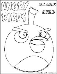 desenhos para colorir angry birds rio u2013 pampekids net