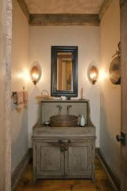 small country bathroom designs small rustic bathroom ideas also grey stained plank wood