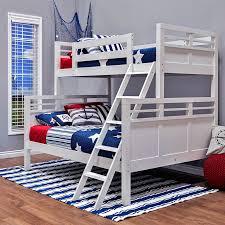 Epoch Design Quinn Twin Over Full Bunk Bed  Reviews Wayfair - Full bunk bed