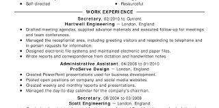 Resume Resume Samples For Secretary by Resume Resume Writer Free Gripping Technical Writer Resume