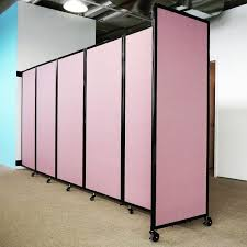 Versare Room Divider Accordion Track Room Dividers Mechulk Throughout Awesome Accordion