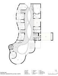 Municipal Gardens Family Center Preschool Kindergarten And Family Center Schulbau Pinterest