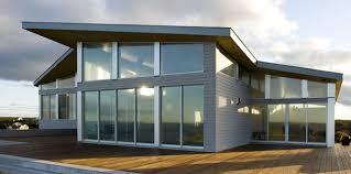modern beach house on cape cod in truro ma sustainable energy