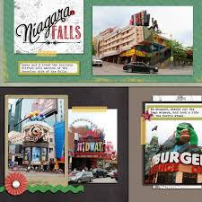 Find Scrapbook Page Ideas Using the 3 Elements of Retro Branding