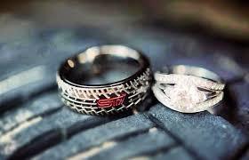 sti wedding ring sti tire ring yes i m this my style ring