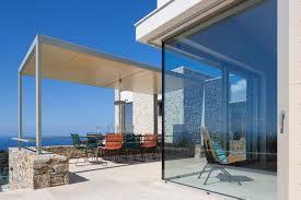 Villa Decoration by Architecture Exterior Skiathos Greece Villa By Hhh Architects