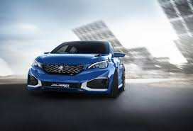 peugeot 308 2015 peugeot 308 r hybrid concept is a 500 horsepower hatch