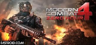 modern combat zero hour apk modern combat 4 zero hour v1 2 2e apk mod data for android