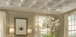 coffer ceilings coffered ceiling armstrong ceilings residential