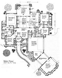 European Floor Plans European Style House Plan 3 Beds 3 50 Baths 2557 Sq Ft Plan 310 962