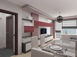 Decorative Cool One Bedroom Apartment Interior Design  One - Design for one bedroom apartment