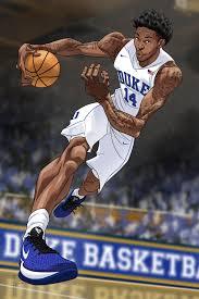 duke basketball art on behance