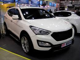 hyundai luxury suv 2014 hyundai santafe luxury suv premium by toyonda on deviantart