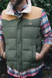 Rugged Outdoor Jackets Mens Outdoor Vest Vest Pine Lumber