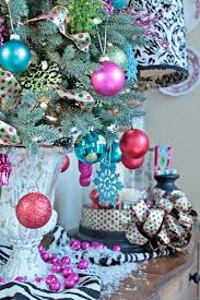 Pink Purple Blue Christmas Decorations by 54 Colorful Christmas Inspiring Decor Ideas Digsdigs
