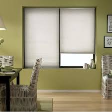 Blinds That Open From Top And Bottom Cordless Cellular Shades Top Down Bottom Up Cellular Shades