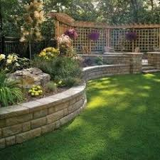 Sloped Backyard Ideas Sloped Backyard Landscaping Ideas Pictures Front Porch