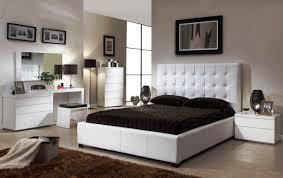 Ultra Modern Bedroom White Ultra Modern Double Beds