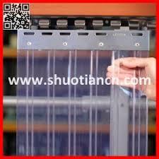 rideau chambre froide haut chambre froide congélateur en pvc transparent le rideau st 004