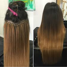micro weft extensions micro loop hair extensions stush hair extensions