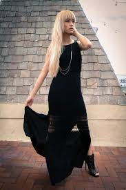 right way to wear a maxi dress archives yukibomb