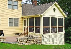 Shed Designs With Porch Want To Convert Your Deck To A Porch U2013 Suburban Boston Decks And