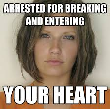 Website With Memes - attractive woman s mugshot turned into meme now she s suing i can