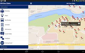 Bridgewater State University Campus Map by Uw Eau Claire Mobile Android Apps On Google Play