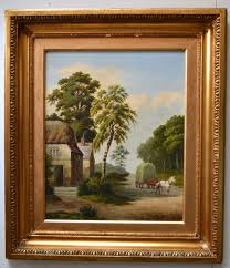 antiques atlas oil painting by william cartwright