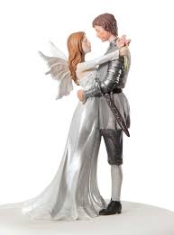wedding topper fairy wedding cake topper wedding collectibles