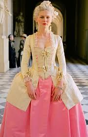 antoinette costume fashion power costume antoinette 2006
